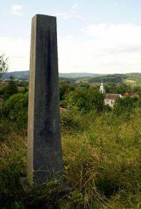 Monumentul de la locul istoric