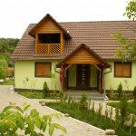 Gospodărie din satul Baia