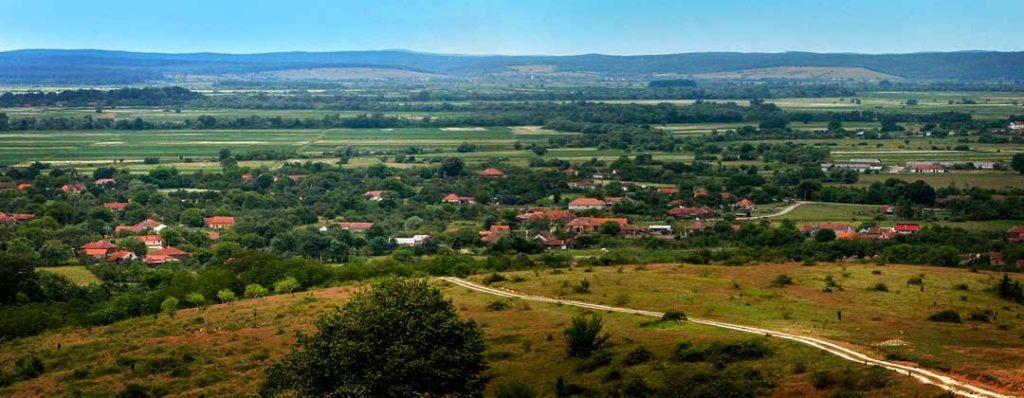 Vărădia de Mureș - centrul de comună